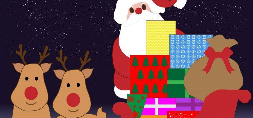 Новорічна казка. Вірш про Новий рік для дітей