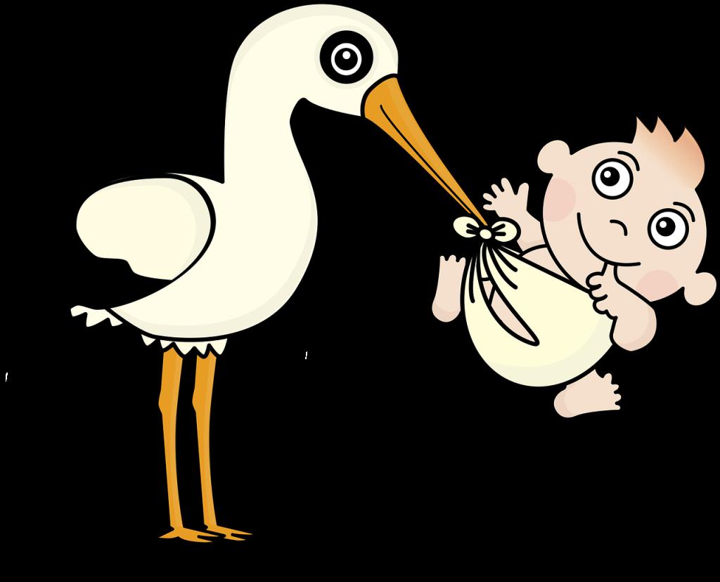 лелека приніс - оповідання для дітей