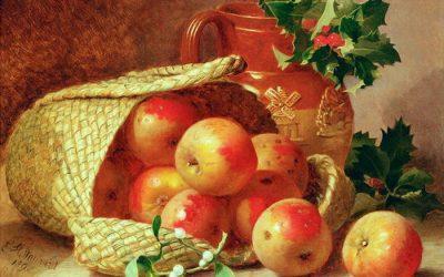 """Вірш про осінь """"Яблука"""""""