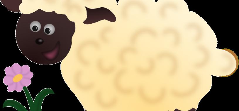 Вірші дітям про тварин: Овечка
