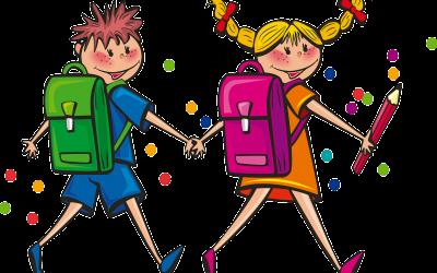 Дитячі усмішки про школу. Випуск 5