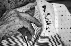 Дорослий вірш про бабусю